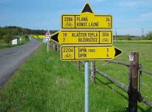 Cyklistické značky